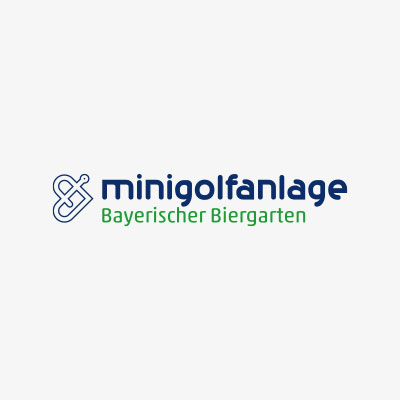Logodesign für die Minigolfanlage